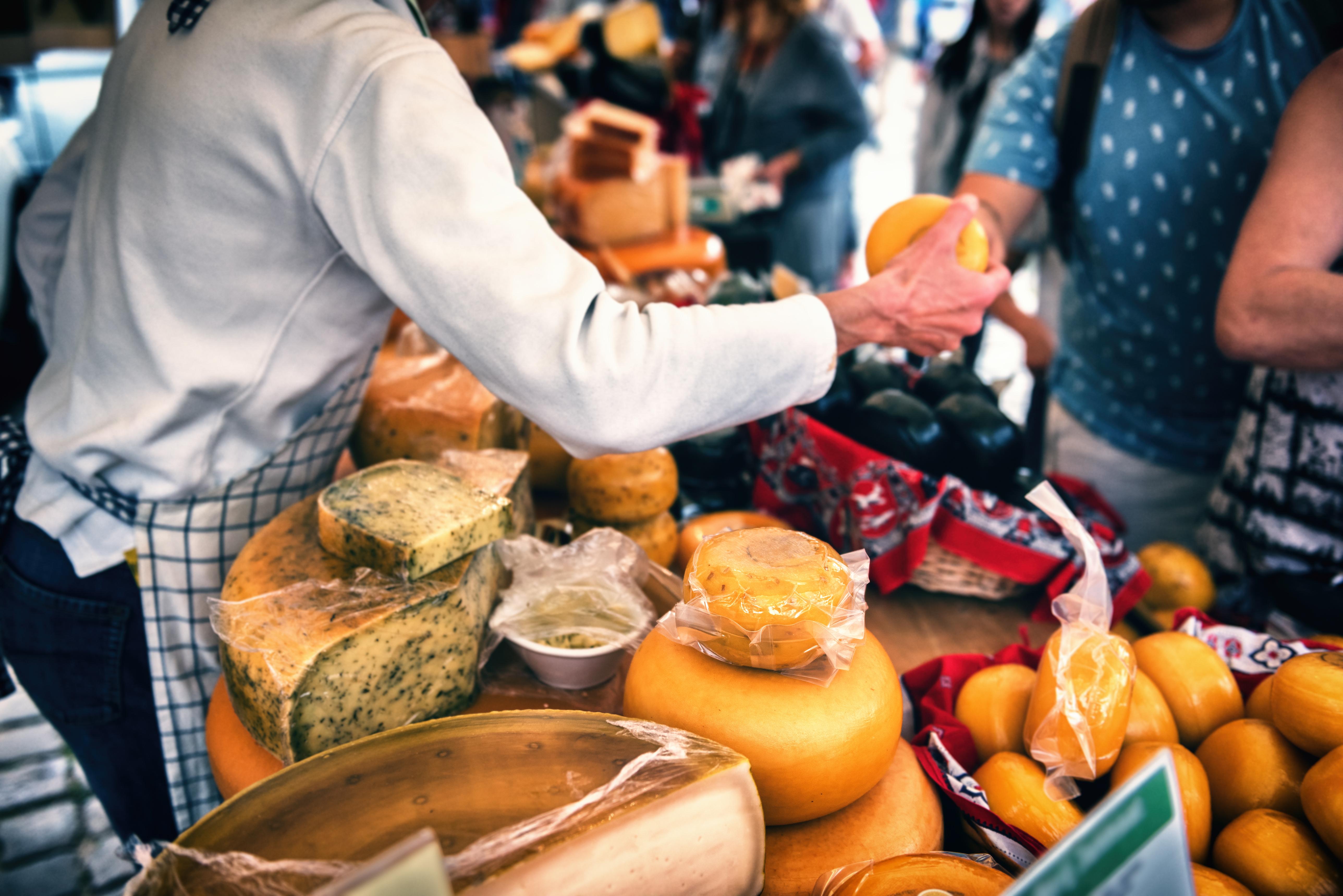 חובה לאניני טעם: גבינה הולנדית מלכותית!