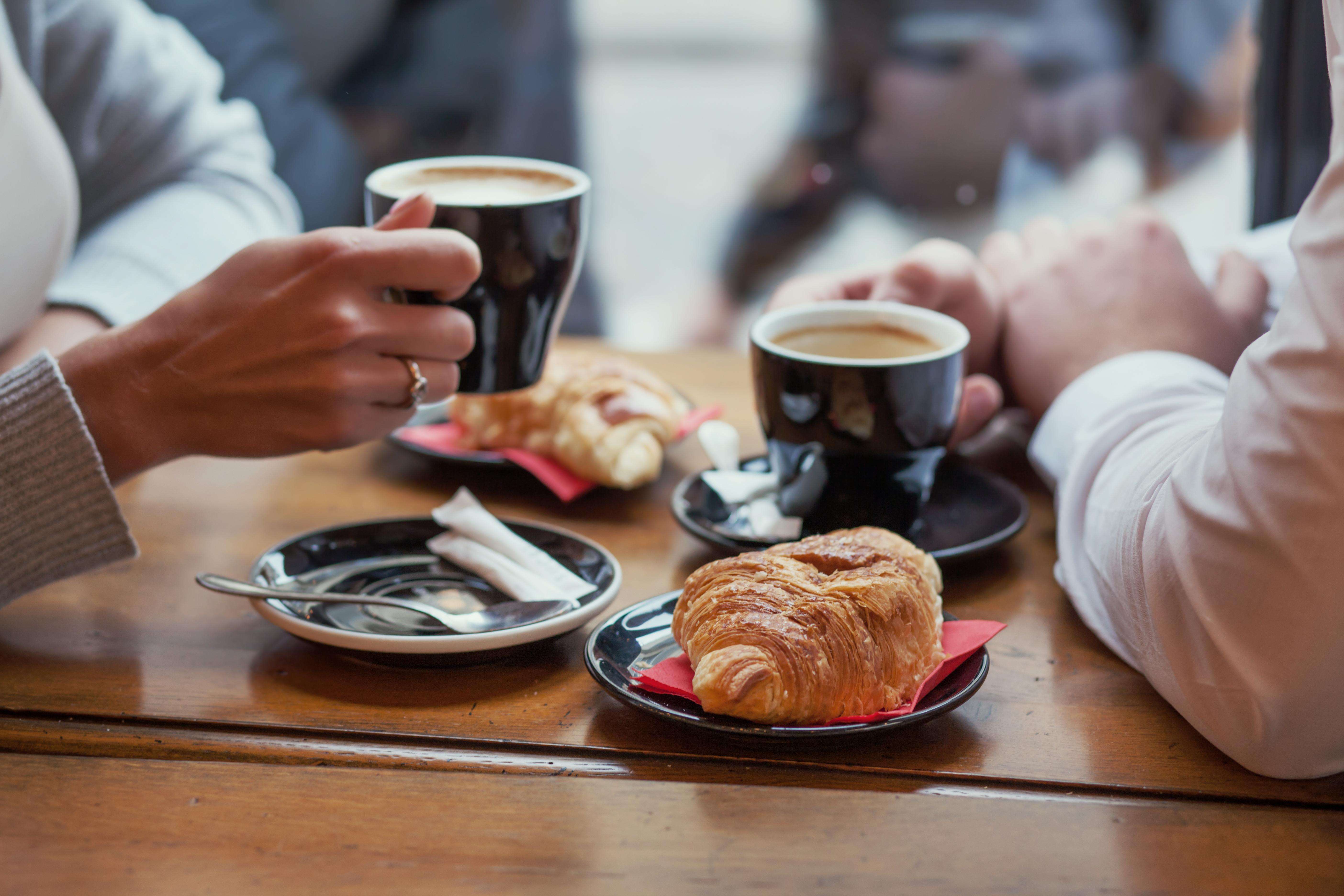 קפה עם היסטוריה
